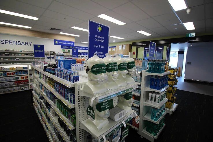 Access Projects Blooms The Chemist Applecross 10