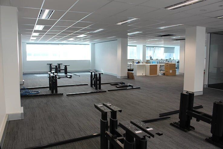 Accessprojects City Office Fit Out 11