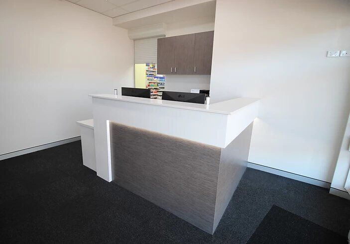 Accessprojects Medical Centre Fit Out 18