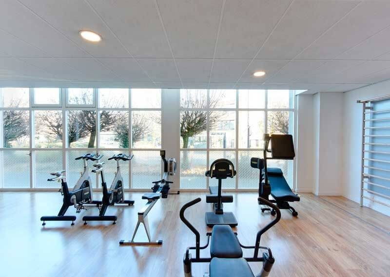 Accessprojects Gym Fit Outs 14