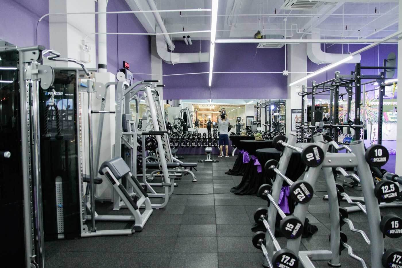 Accessprojects Gym Fit Outs Top