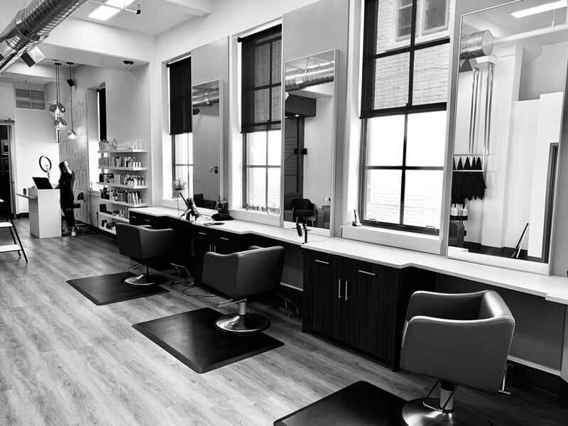 Accessprojects Hairdressing Salon Fit Outs 10