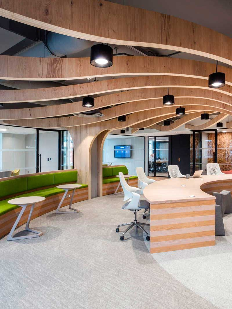 Accessprojects Office Fit Outs
