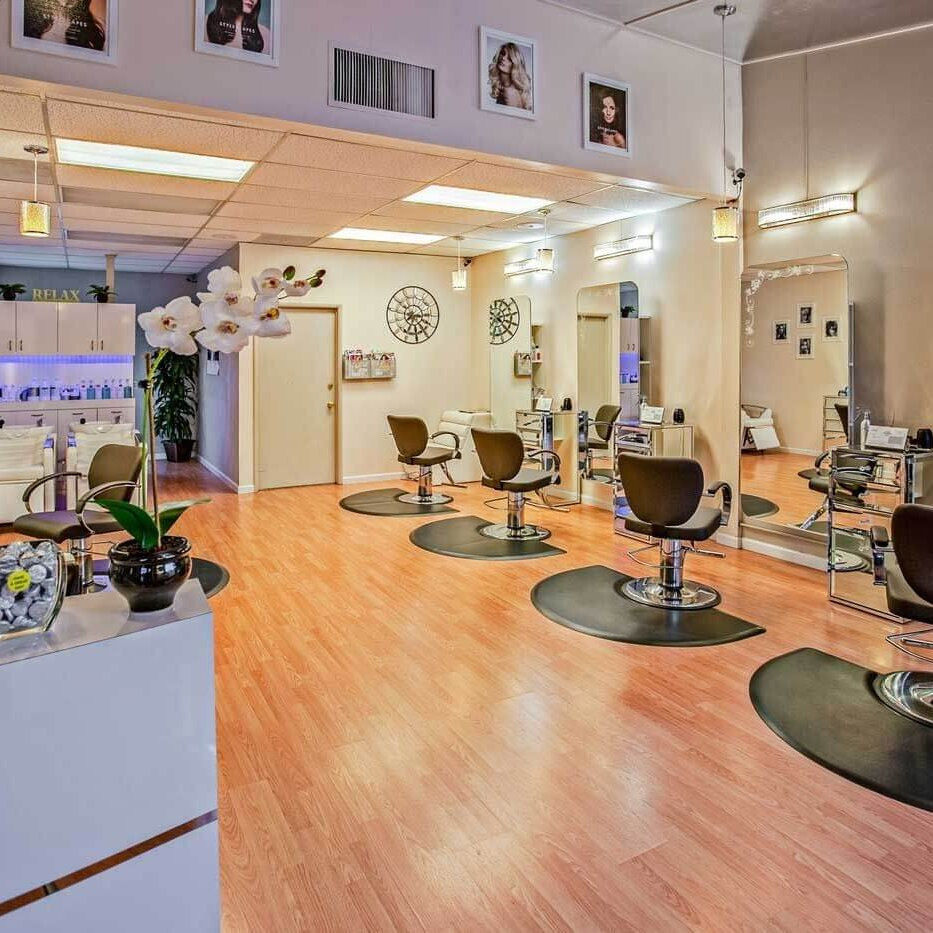 Accessprojects Hairdressing Salon Fit Outs Top